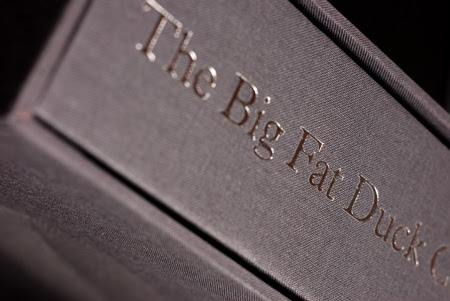 the big fat duck cookbook© by Haalo