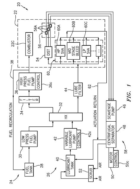 Patent EP2426320A1 - Lubrication driven gas turbine engine