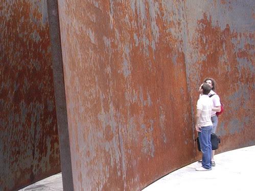 Serra at MoMA