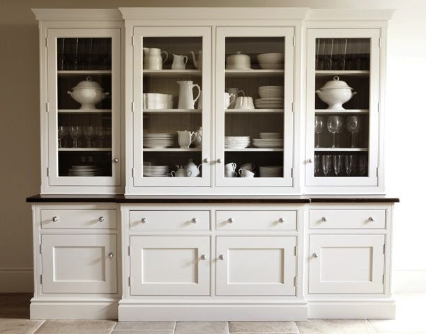 China cupboard by Martin Moore & Company