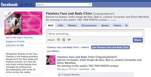 Flawless Facebook