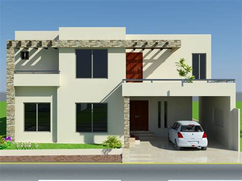 front elevationcom  marla house design mian wali