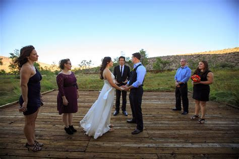 Scenic Elopement at Red Rock Canyon from Taylored Photo