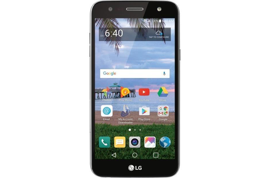 LG Fiesta LTE CDMA Smartphone for TracFone (L64VL)   LG USA