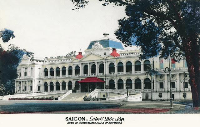 Dinh Độc Lập - Independence Palace
