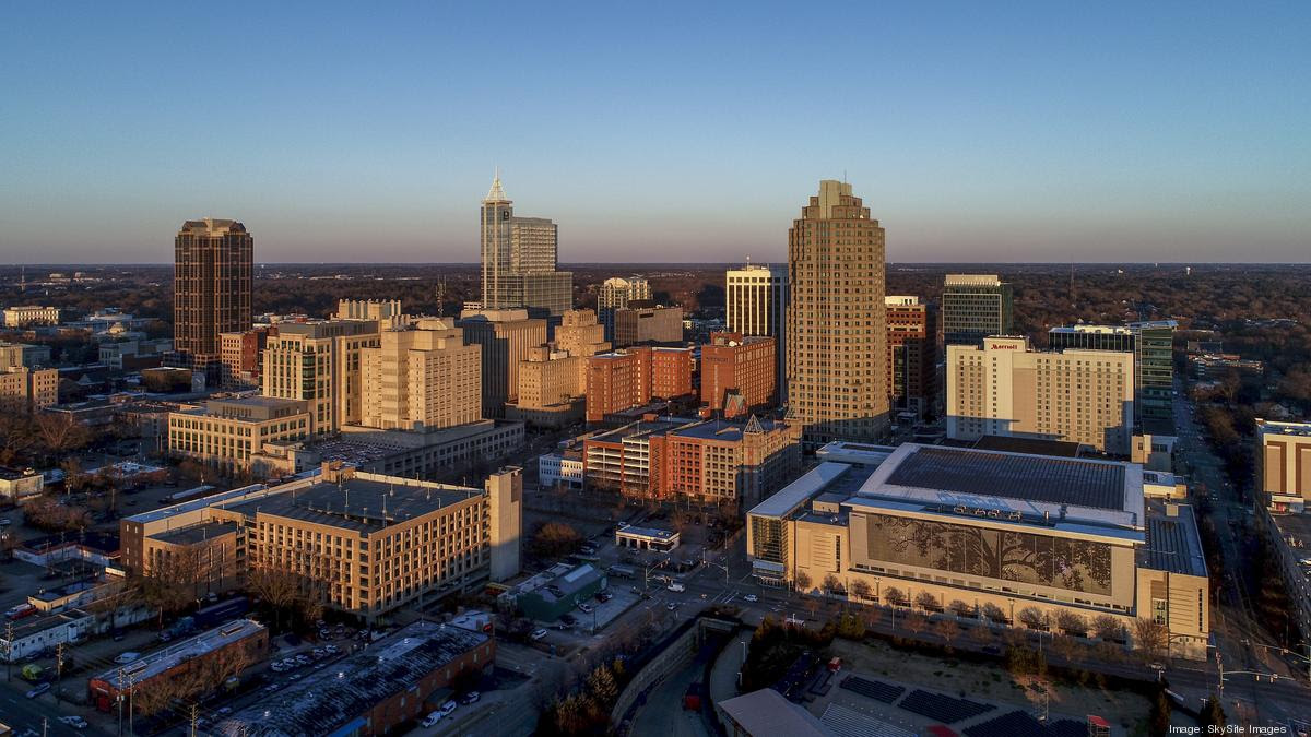Raleigh dethroned! City of Oaks loses status as top real estate market in US - Triangle Business Journal