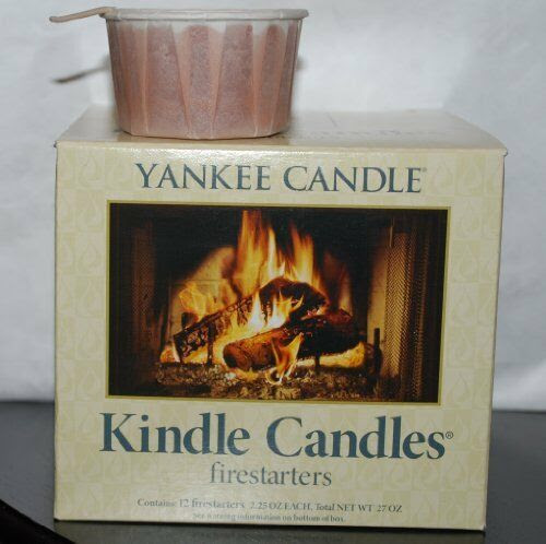 Kindle Candle 12-pack - Yankee Candle, New, Free Shipping ...