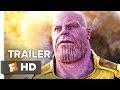 Avengers: Infinity War Trailer #1 (2018)