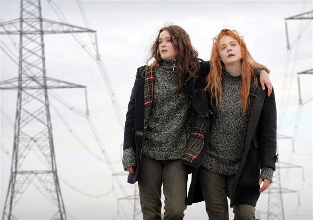 Ginger & Rosa : Photo Alice Englert, Elle Fanning