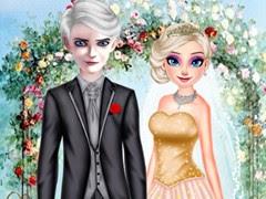 يوم زفاف إلسا وجاك