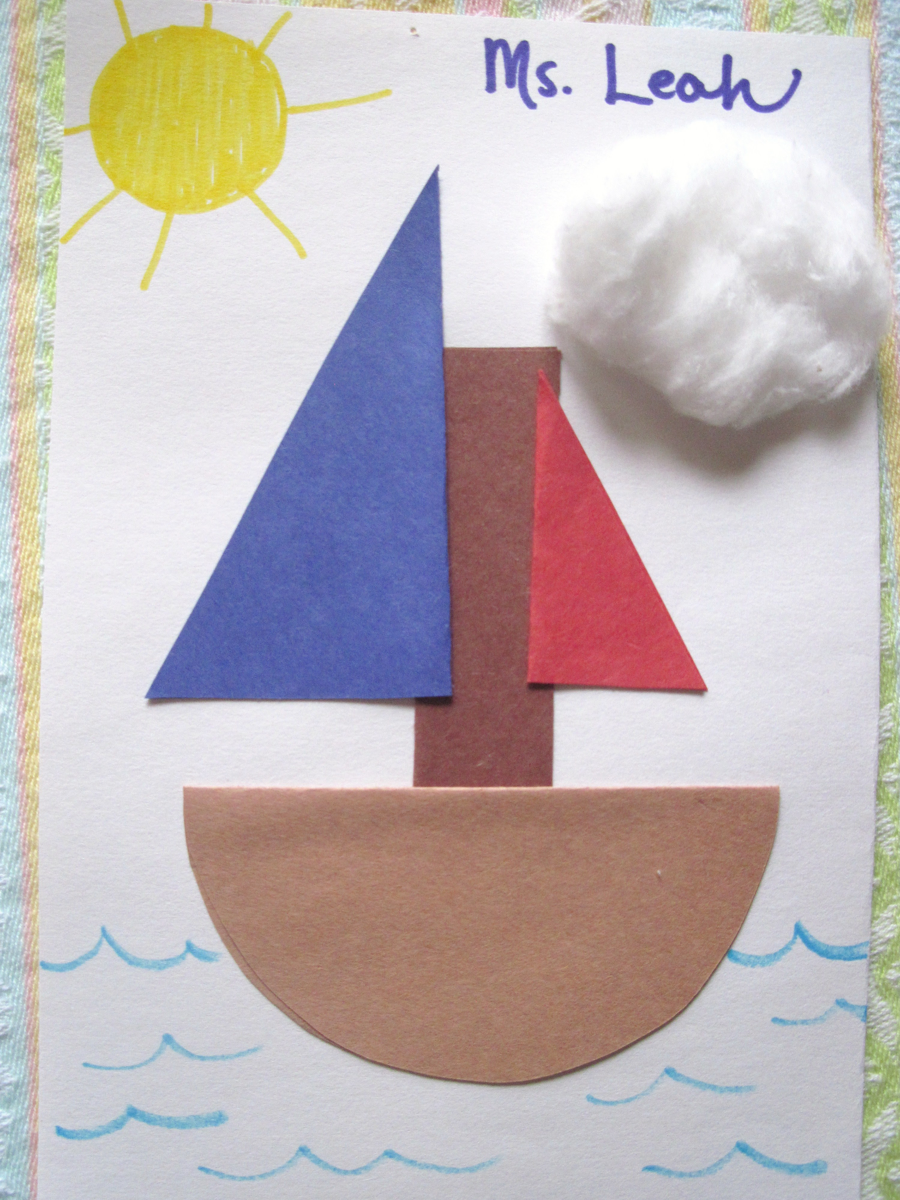 Boats | Sunflower Storytime