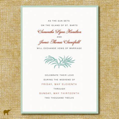 Wedding Invitations Cards Wording : Wedding Invitation