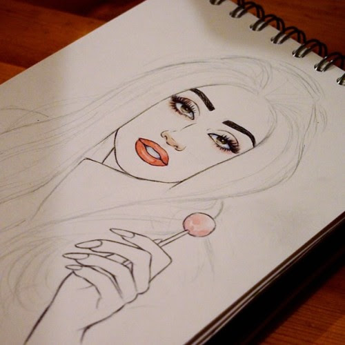 Gaga in NYC (unfinished) 💗