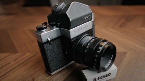 Medium Format on a Budget, Part Two: An Affordable, SLR Style Medium Format Camera