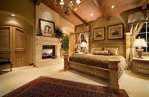 Bedroom Decorating Ideas in French Country Style – How to Decorate ...