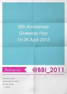 BBI 2nd ANNIVERSARY GIVEAWAY HOP