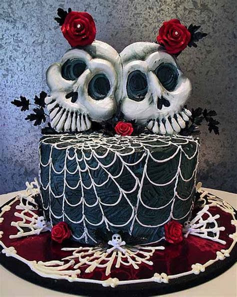 Halloween Cake Designs   audri91