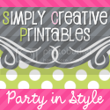 Simply Creative Printables