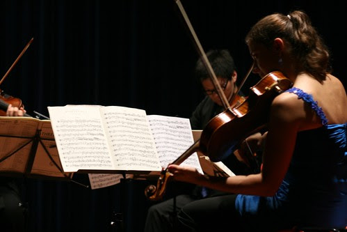 ERF 2011 - Old City String Quartet by Emilia.Romagna.Festival