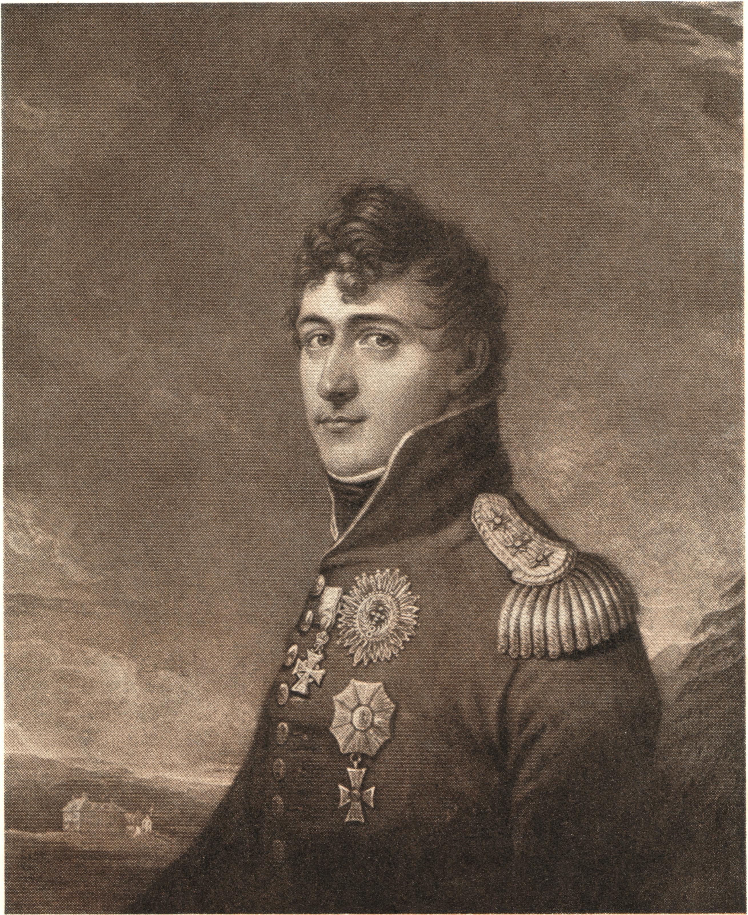 Charles Turner: Christian Frederik