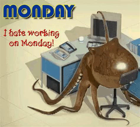 My Monday Blues Card. Free Monday Blues eCards, Greeting