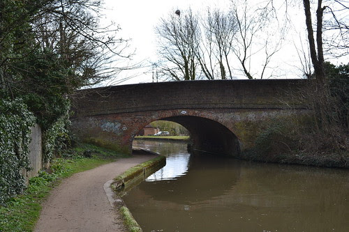Leam Bridge 44, Grand Union Canal, Warwick
