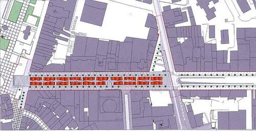 Projecto de Requalificação da Avenida da Liberdade