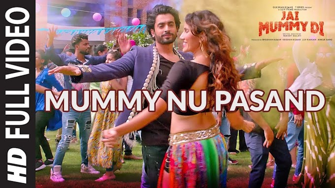 Mummy Nu Pasand - SharmaStarring Lyrics in Hindi, English
