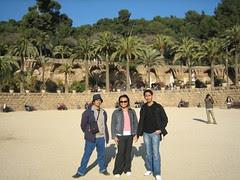 Parc Güell, Barcelona, Spain