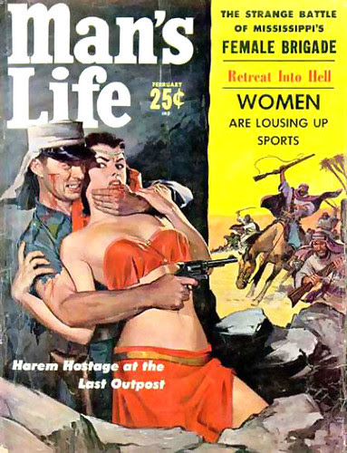 ... women lousing up sports!