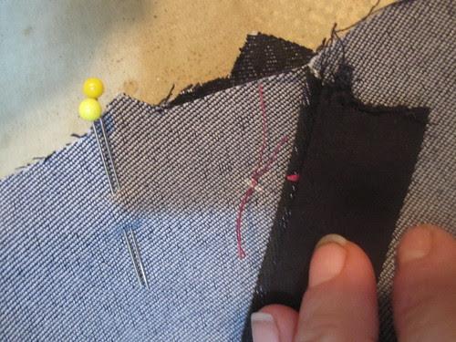 Tailor's Tacks