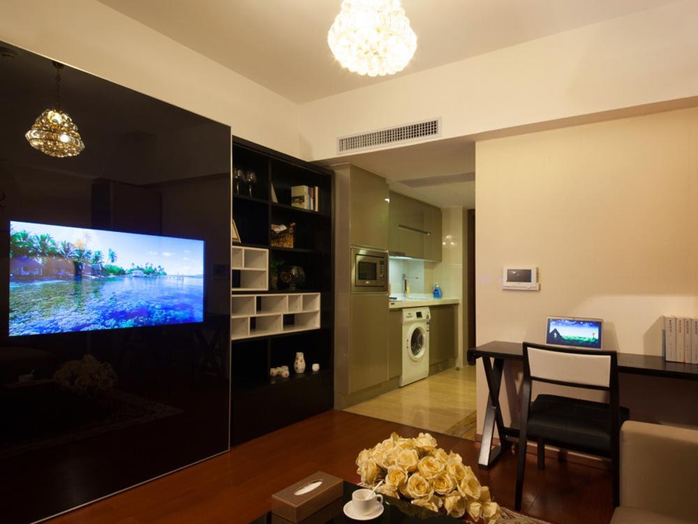 Review Pazhou Linjiang Shangpin Hotel Apartment
