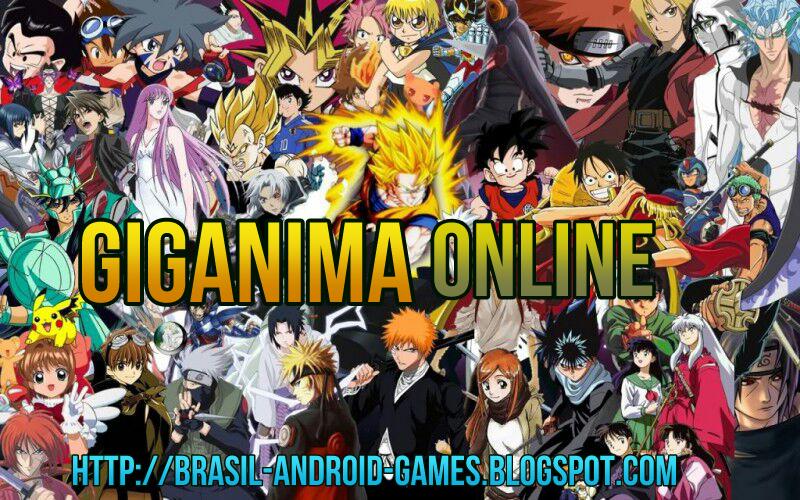 Giganima Online Imagem do Aplicativo