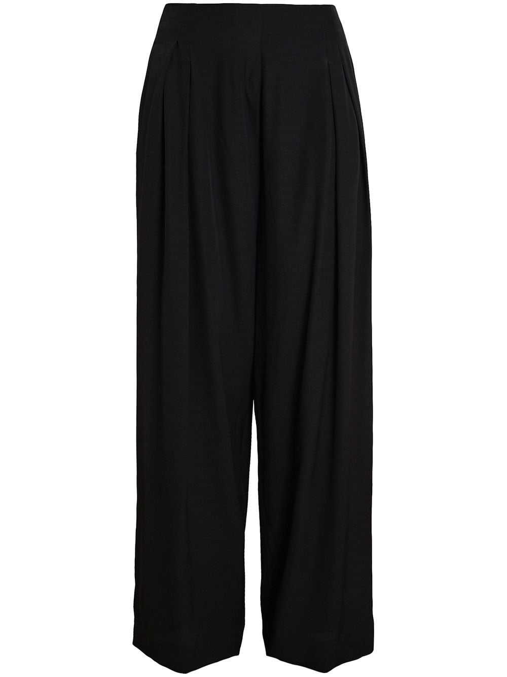 J.W. ANDERSON - Relaxed Silk Trousers 4