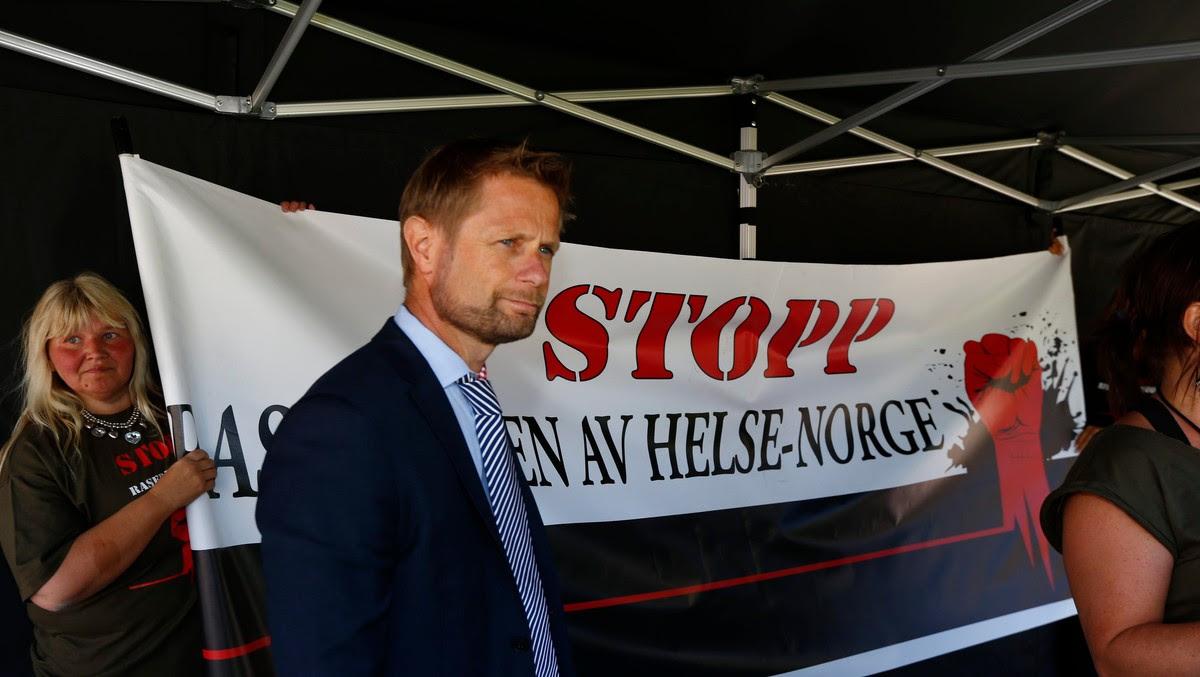 Bent Høie - Foto: Junge, Heiko / NTB scanpix