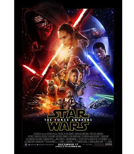 'Star Wars: O despertar da força' bate recorde de arrecadação em bilheteria