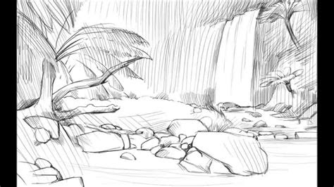 rainforest drawing realistic     ayoqqorg