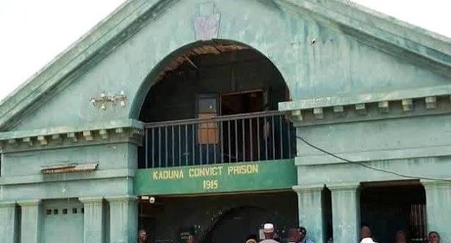 Kaduna Prison Authorities Confirm Deaths Of Four Inmates In Jailbreak Attempt #wanitaxigo
