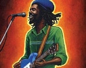 Peter Tosh - Equal Rights print