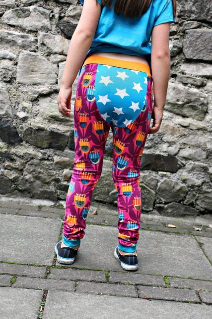 fancy pants back
