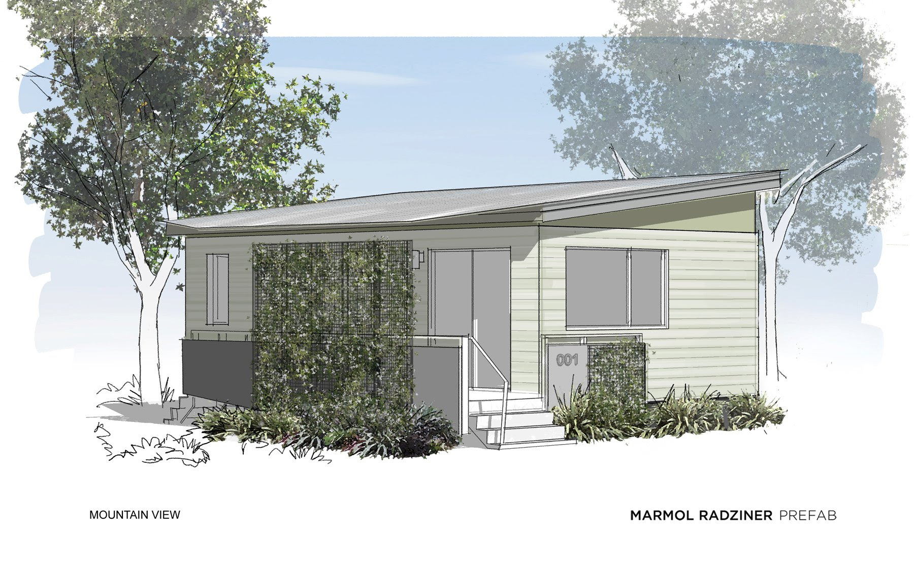Jetson Green Low Cost Prefabs Land In Santa Monica