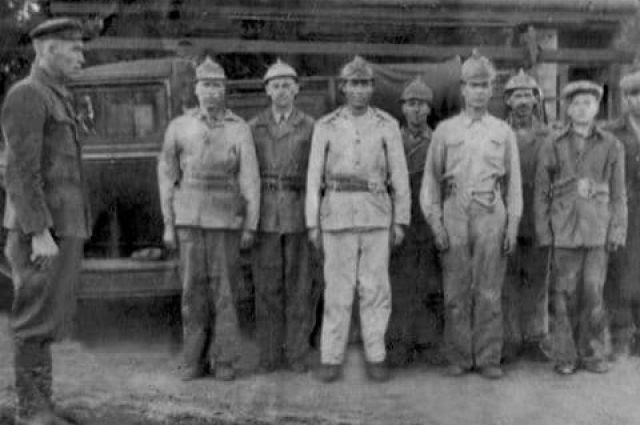 Пожарной охране Ленинска-Кузнецкого исполнилось 100 лет