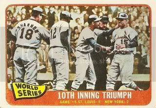 #136 1964 World Series Game Five