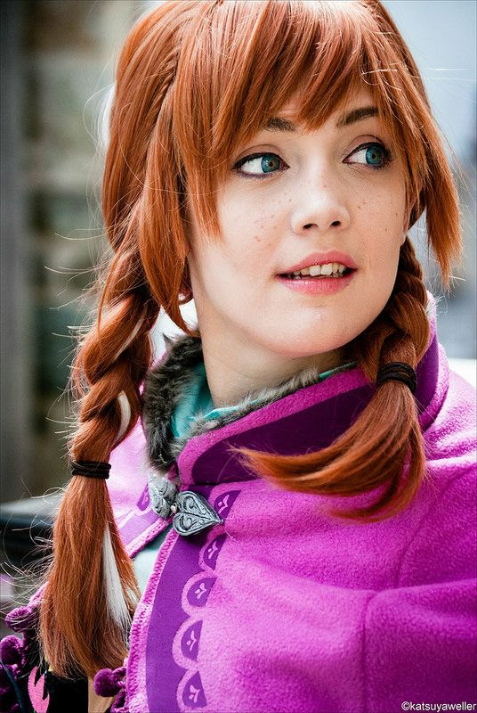 Anna #Frozen