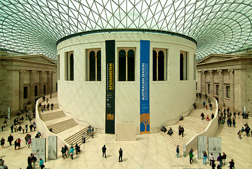 Dome British Museum, London, UK, by jmhdezhdez.com