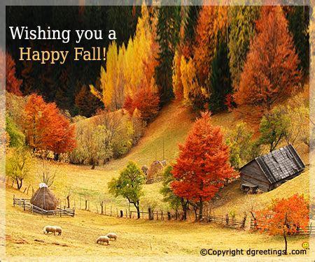 Autumn Cards, Autumn E cards, Autumn Greeting Cards