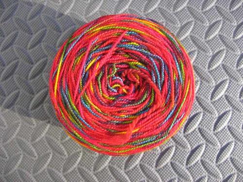 Scary yarn