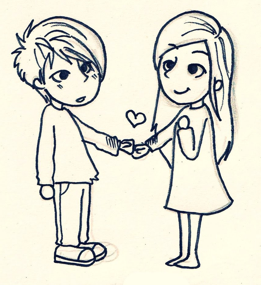 Love Couple Cartoon Image Free Download Best Love Couple Cartoon