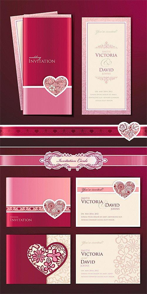 Business And Management Wedding Invitation Card Designs For Friends