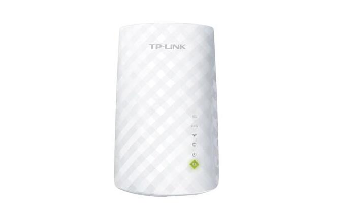 Este é um dos mais potentes e bonitos extensores da TP-Link (Foto: Divulgação/TP-Link)
